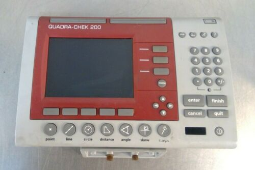 Heidenhain Quadra-Chek 200 - ND 1203 QUADRA-CHEK - Digital Readout 665 406-81 2E