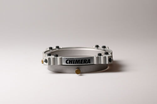 Chimera Aluminum Rotating Speed Ring for Dyna-Lite Strobes.