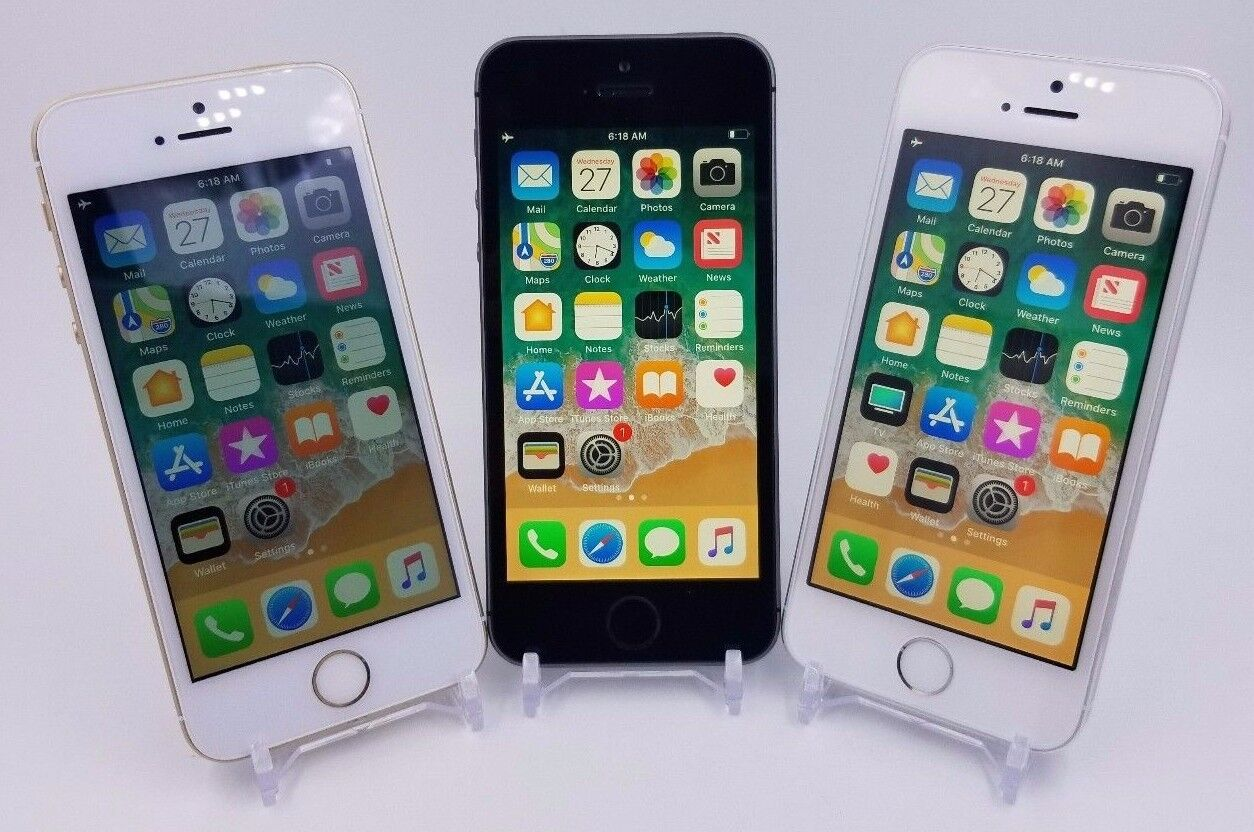 Apple iPhone 5S 16/64 Verizon/ Unlocked/ At&T/ Sprint/ T-mobile/ Canada/ Foreign