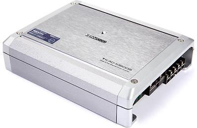 Kenwood KAC-M8005 1600 Watts 5-Channel Class A/B Marine Audio Amplifier New