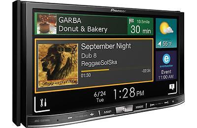 "Pioneer - 7"" - Android Auto/apple Carplay™ - Built-in"