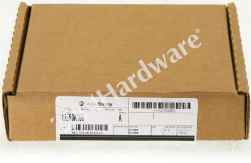 New Sealed Allen Bradley 1756-OA16I /A Output Module 74-265V AC 16 Output