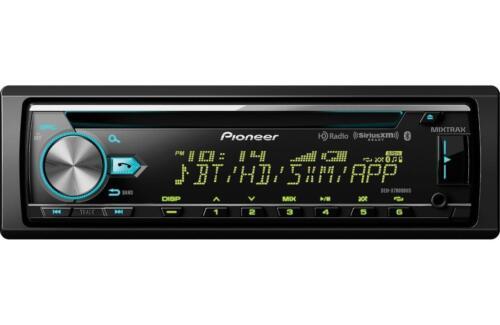 Pioneer DEH-X7800BHS CD/MP3/WMA Player Bluetooth HD Radio XM Radio Ready