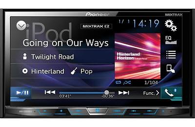Pioneer AVH-X5800BHS Double 2 DIN DVD/CD Player 7