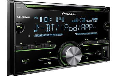 Pioneer FH-X731BT RB Double 2 DIN InDash CD Player Bluetooth MIXTRAX Pandora