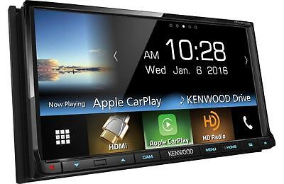 Kenwood DDX9703S Double 2 DIN DVD/CD Player Android iPhone HD Radio Bluetooth