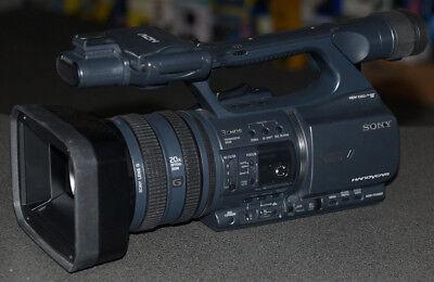 Sony HDR-FX1000E im Kundenauftrag vom Sony Deutschlad Fachhändler online kaufen