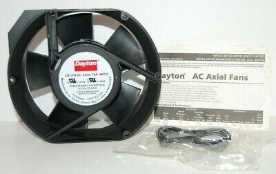 Dayton Axial Fan 238 Cfm Ac 4wt42