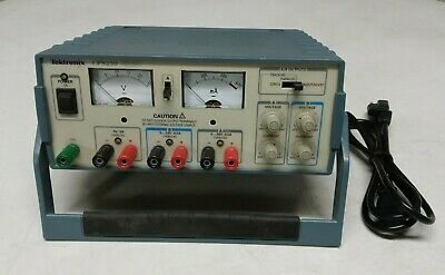 Tektronix Cps250 Triple Output Power Supply 0-20v 0.5a