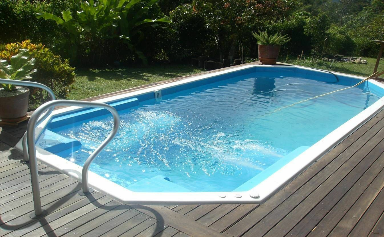 How to make a fiberglass pool ebay for Fiberglass inground swimming pools
