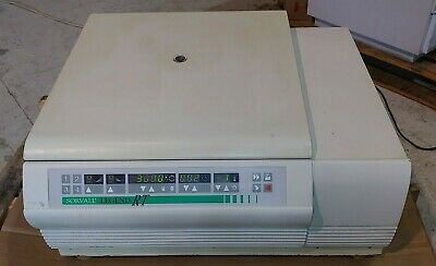 Sorvall Kendro Legend RT Refrigerated Benchtop Centrifuge & 75006445 Rotor