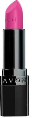 Avon Anew True Color Perfectly Matte Lipstick  (4 g, Electric Pink)