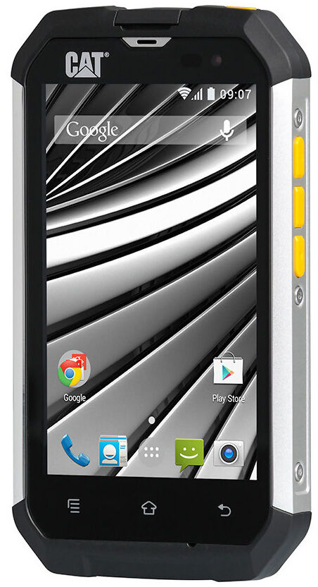 Known For Making Heavy Duty Construction Equipment Caterpillar Is Also In The Cell Phone Business Cat B15q One Of Most Rugged Smartphones