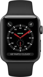 Apple Watch 3 GPS 42 mm - New In Sealed Box ⌚️