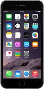 iPhone 6 PLUS 64 GIG black unlocked