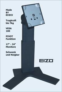 EIZO LCD TFT bis 7kg Standfuß Monitorfuß Monitorständer VESA 100 bis 24