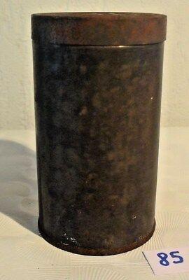 C85 Ancienne boite en métal Van Houten