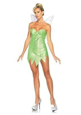 Disney Classic Tinker Bell Adult Costume