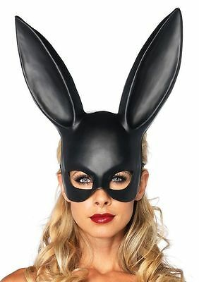 LA-2628 MASQUERADE Frank Rabbit Black Darko Mask Halloween Costume - Frank Rabbit Costume