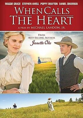 WHEN CALLS THE HEART: SEASON 1 Prequel Movie / Pilot / Premier  HALLMARK CHANNEL