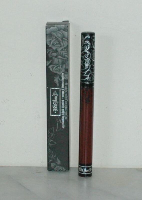 Kat Von D Everlasting Love Liquid Lipstick Full Size 6.6ml .22fl oz Choose Color