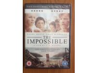Brand new sealed dvd, The Impossible