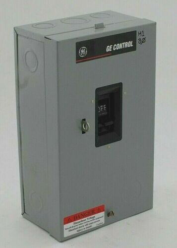 GE CR1062S3AAT2000 Manual Motor Starter
