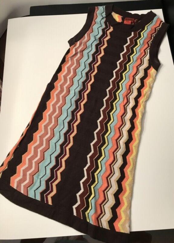 Missoni for Target Girls large Zig  Zag dress