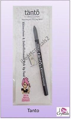 TANTO by Crystal Ninja Rhinestone Pick Up Tool Wax Stick Flatbacks Chatons Nails