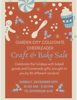 Holiday Craft & Bake Sale!