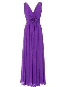 Purple Bridesmaid Dresses Ebay