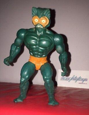 He-Man Masters Of The Universe MER-MAN Action Figure 1981 Vintage MOTU 80