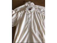 Cricket tops aged 13-15 years. Excellent condition