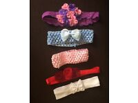 Girl's headbands