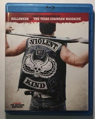 Movie Halloween Trailer (The Violent Kind (Blu-ray, 2011) from producers of Halloween & Texas)
