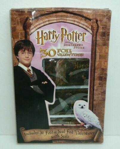 Harry Potter Foil Valentine