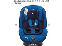 Joie brand new not been used baby seat.