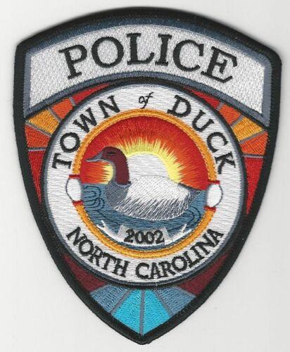 Colorful Duck Police State North Carolina NC