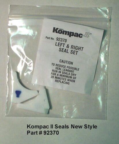 New Style Kompac II Dampener Left & Right Seal Kit, Part # KGT-92370