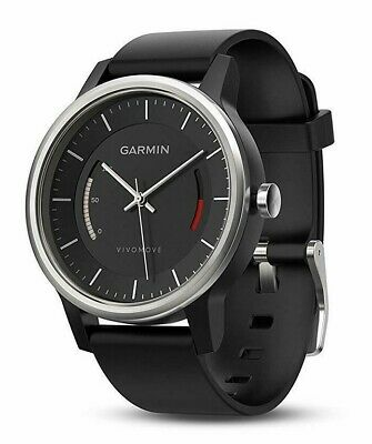 Garmin Vivomove Sport Activity Tracking Watch - Black
