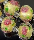 Millefiori Loose Glass & Czech Glass Beads