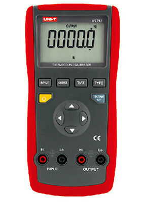 Ut713 Digital Thermocouple Calibrator Usb Interface Auto Power Off Ut-713