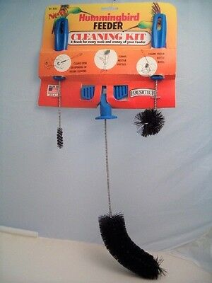 Bird Feeder Cleaning Brush Kit for Hummingbird Feeder  BTB122C