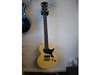 Gordon Smith Custom Les Paul Jnior guitar