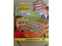 Moshi Monsters Where's Moshi? (Guess Who) game