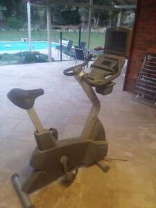Life Fitness 90C Upright Exercise Bike Coffs Harbour Area Preview