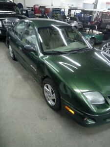 2000 Pontiac Sunfire For Sale
