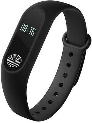 M2 Bluetooth Intelligence Health Smart Band Wrist Watch Monitor Smart Bracelet