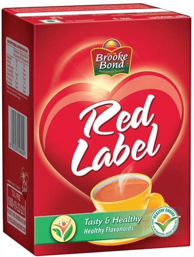 Details about Brooke Bond Red Label Tea 100 / 250 / 500 /1000 grams  Ayurvedic Herbal Tea India