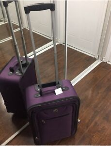 """Brand New American Tourister 20"""" Luggage Trolley"""